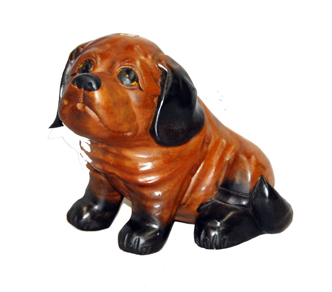 Carved Dogs