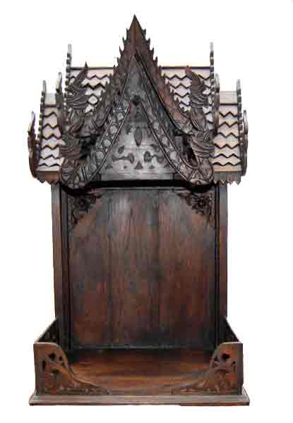 Thai Spirit House Folklore And History ...